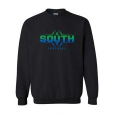 BSS 2021 Football FOOTBALL Crewneck Sweatshirt (Black)