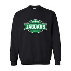BSS 2021 Football JAGUARS Crewneck Sweatshirt (Black)