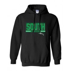 BSS 2021 Football SOUTH Hoodie (Black)