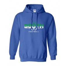 BSS 2021 Football FOOTBALL Hoodie (Royal)