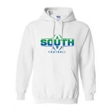 BSS 2021 Football FOOTBALL Hoodie (White)