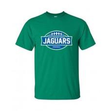 BSS 2021 Football JAGUARS Short-sleeved T (Kelly))