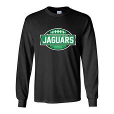 BSS 2021 Football JAGUARS Long-sleeved T (Black)