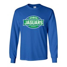 BSS 2021 Football JAGUARS Long-sleeved T (Royal)