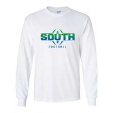 BSS 2021 Football FOOTBALL Long-sleeved T (White)