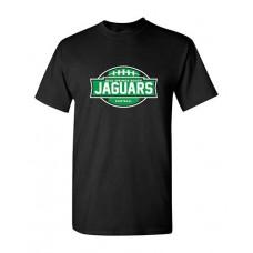 BSS 2021 Football JAGUARS Short-sleeved T (Black)
