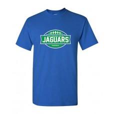 BSS 2021 Football JAGUARS Short-sleeved T (Royal)