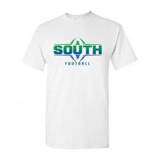 BSS 2021 Football FOOTBALL Short-sleeved T (White)
