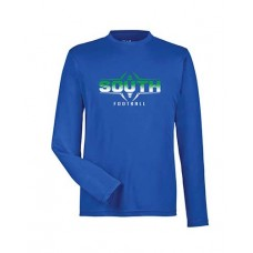 BSS 2021 Football FOOTBALL Dry-fit Long-sleeved T (Royal)