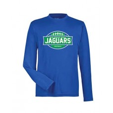 BSS 2021 Football JAGUARS Dry-fit Long-sleeved T (Royal)