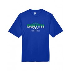 BSS 2021 Football FOOTBALL Dry-fit Short-sleeved T (Royal)