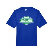 BSS 2021 Football JAGUARS Dry-fit Short-sleeved T (Royal)